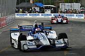 Verizon IndyCar Series<br /> Honda Indy Toronto<br /> Toronto, ON CAN<br /> Sunday 16 July 2017<br /> Charlie Kimball, Chip Ganassi Racing Teams Honda<br /> World Copyright: Scott R LePage<br /> LAT Images<br /> ref: Digital Image lepage-170716-to-5403