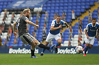 Sheffield Wednesday's Barry Bannan scores his side's first goal  from a penalty<br /> <br /> Photographer Mick Walker/CameraSport<br /> <br /> The EFL Sky Bet Championship - Birmingham City  v Sheffield Wednesday - Saturday 17th October2020 - St.Andrews Stadium - Birmingham <br /> <br /> World Copyright © 2020 CameraSport. All rights reserved. 43 Linden Ave. Countesthorpe. Leicester. England. LE8 5PG - Tel: +44 (0) 116 277 4147 - admin@camerasport.com - www.camerasport.com
