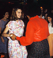 Brooke Shields 1978 Photo by Adam Scull-PHOTOlink.net