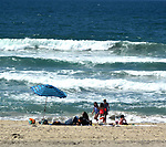 The Weekday Beach