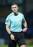 Ross County v St Johnstone…27.12.17…  Global Energy Stadium…  SPFL<br />Referee Greg Aitken<br />Picture by Graeme Hart. <br />Copyright Perthshire Picture Agency<br />Tel: 01738 623350  Mobile: 07990 594431