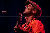"""30.09.2012 - Manu Chao and Others play for """"Brixton Come Together"""""""
