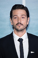 Diego Luna attends the launch event for Rogue One: A Star Wars Story - Launch Event at the Tate Modern