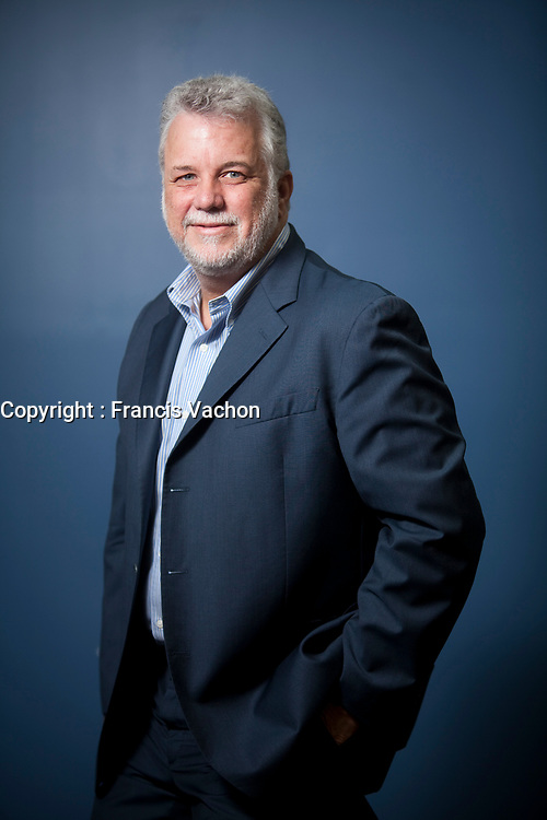 Le chef du PLQ, Philippe Couillard, aux bureau du PLQ ‡ Quebec le 9 aout 2013. Photo Francis Vachon pour l'Actualite.PLQ leader Philippe Couillard Friday August 9, 2013. *Image embargoed until November 9, 2013*<br /> <br /> PHOTO :  Francis Vachon - Agence Quebec Presse