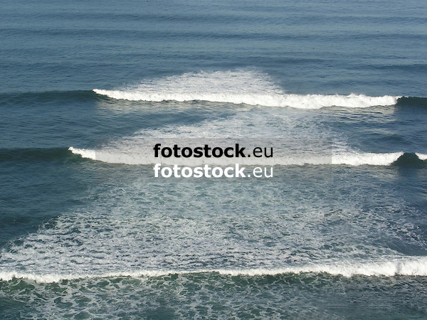 three big atlantic waves