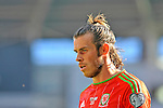 EURO 2016 QUALIFYING: WALES V ISRAEL AT CARDIFF CITY STADIUM : <br /> Gareth Bale of Wales.<br /> <br /> EDITORIAL USE ONLY.