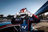 Winner #98 Bryan Herta Autosport w/ Curb Agajanian Hyundai Veloster N TCR, TCR: Michael Lewis