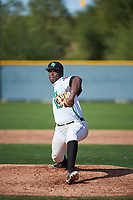 Paul Nixon (15) of Archbishop Curley High School in Baltimore, Maryland during the Baseball Factory All-America Pre-Season Tournament, powered by Under Armour, on January 14, 2018 at Sloan Park Complex in Mesa, Arizona.  (Art Foxall/Four Seam Images)