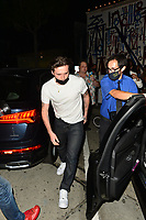 Brooklyn Beckham and Nicola Peltz Spotted at craig's in hollywood