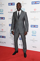Carlton Cole<br /> arriving for the Football for Peace initiative dinner by Global Gift Foundation at the Corinthia Hotel, London<br /> <br /> ©Ash Knotek  D3493  08/04/2019