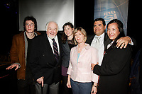 April 10 2006, Montreal (QC) CANADA<br /> <br /> Raymond Levesque and his family at Musimax<br /> Photo : (c) 2006 Pierre Roussel