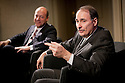 David Axelrod with Ari Fleischer (New York)