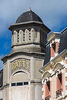 urope/France/Normandie/Basse-Normandie/50/Manche/Cherbourg: Le Magasin Ratti premier grand magasin de Cherbourg, d'inspiration Art déco, il a reçu le label: Patrimoine du 20e siècle décerné par le ministère de la Culture. //  France, Manche, Cotentin, Cherbourg, Ratti Store