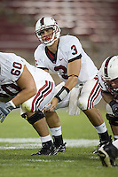 12 April 2007: L.D. Crow during the annual Spring Game at Stanford Stadium in Stanford, CA.