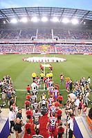 Bayern Munich vs CD Chivas de Guadalajara, July 31, 2014
