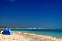 Sun Shelter on Turquoise Bay, Western Australia