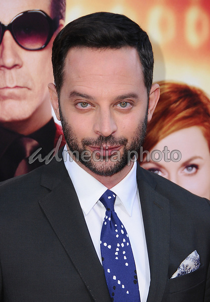 """26 June 2017 - Hollywood, California - Nick Kroll. """"The House"""" Los Angeles Premiere held at the TCL Chinese Theatre in Hollywood. Photo Credit: Birdie Thompson/AdMedia"""