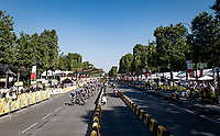 Racing on the Champs-Élysées<br /> <br /> Stage 21 (Final) from Chatou to Paris - Champs-Élysées (108km)<br /> 108th Tour de France 2021 (2.UWT)<br /> <br /> ©kramon