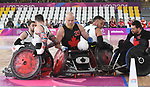Zak Madell, Lima 2019 - Wheelchair Rugby // Rugby en fauteuil roulant.<br />