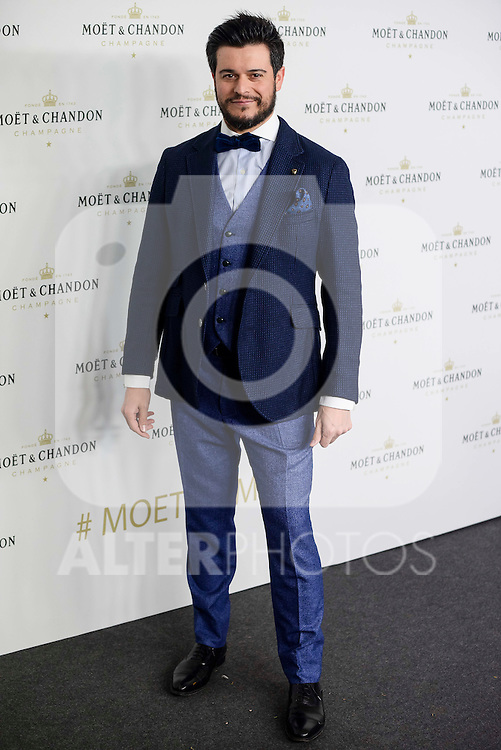 "Martin Barreiro attends to the Moet & Chandom party ""New Year's Eve"" at Florida Retiro in Madrid, Spain. November 29, 2016. (ALTERPHOTOS/BorjaB.Hojas)"