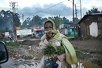 ethiopia, addis abeba, ritratto di donne.Women's portaits