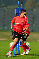 20200911 - TUBIZE , Belgium : Lola Wajnblum pictured during a training session of the Belgian Women's National Team, Red Flames , on the 11th of September 2020 in Tubize. PHOTO SEVIL OKTEM| SPORTPIX.BE