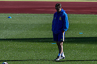 Spainsh coach Julen Lopetegui during the training of the spanish national football team in the city of football of Las Rozas in Madrid, Spain. November 10, 2016. (ALTERPHOTOS/Rodrigo Jimenez) ///NORTEPHOTO.COM