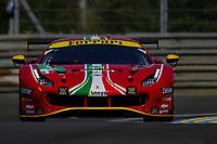 #52 AF CORSE (ITA) Ferrari 488 GTE EVO LMGTE Pro - Daniel Serra (BRA) / Miguel Molina (ESP) / Sam Bird (GBR)