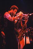 FREDDIE HUBBARD, LIVE, 1977, NEIL ZLOZOWER