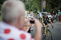 Bryan Coquard (FRA/Direct Energie)<br /> <br /> Stage 18 (ITT) - Sallanches › Megève (17km)<br /> 103rd Tour de France 2016