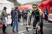 at the finish<br /> <br /> Stage 20: Arenas de San Pedro to Plataforma de Gredos (190km)<br /> La Vuelta 2019<br /> <br /> ©kramon
