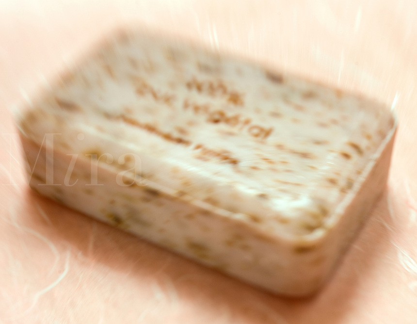 Pink Soap..