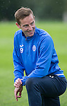 St Johnstone Training…22.07.16<br />Steven MacLean pictured during training this morning at McDiarmid Park ahead of tomorrows Betfred Cup game against Falkirk.<br />Picture by Graeme Hart.<br />Copyright Perthshire Picture Agency<br />Tel: 01738 623350  Mobile: 07990 594431