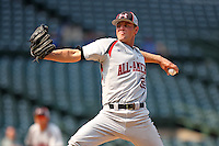 John Hochstatter (25) during the 2010 Under Armour All-American Game powered by Baseball Factory at Wrigley Field in Chicago, New York;  August 14, 2010.  Photo By Mike Janes/Four Seam Images