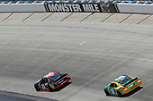 NASCAR XFINITY Series<br /> One Main Financial 200<br /> Dover International Speedway, Dover, DE USA<br /> Saturday 3 June 2017<br /> Erik Jones, Reser's American Classic Toyota Camry Daniel Suarez, Subway Toyota Camry<br /> World Copyright: Matthew T. Thacker<br /> LAT Images