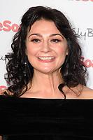 Natalie J Robb<br /> at the Inside Soap Awards 2017 held at the Hippodrome, Leicester Square, London<br /> <br /> <br /> ©Ash Knotek  D3348  06/11/2017