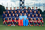 Mannheim, Germany, September 01: Team shooting Mannheimer Hockeyclub. (Photo by Dirk Markgraf / www.265-images.com) ***