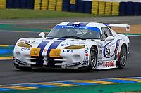 #63 PIERRE-ALAIN FRANCE / ERWIN FRANCE - DODGE / VIPER GTS-R / 1997 GT2A