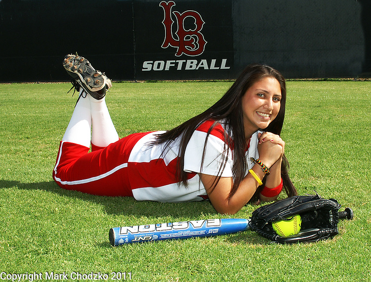 Long Beach State Womens Softball Team member.