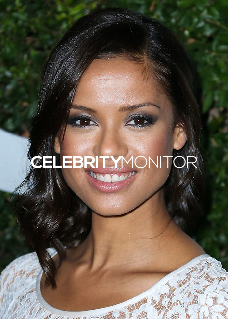 BEVERLY HILLS, CA, USA - OCTOBER 02: Gugu Mbatha-Raw arrives at Michael Kors Launch Of Claiborne Swanson Franks's 'Young Hollywood' Book held at a Private Residence on October 2, 2014 in Beverly Hills, California, United States. (Photo by Xavier Collin/Celebrity Monitor)