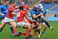 20170205 Rugby Italy Wales 6 Nations