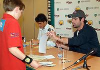 21-2-07,Tennis,Netherlands,Rotterdam,ABNAMROWTT, Kidsday,kidspressconference