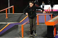 6th November 2020; Parc del Forum, Barcelona, Catalonia, Spain; Imagin Extreme Barcelona;  Camila Ruiz (ARG) during the womens street final