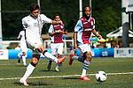 HKFA U-23 vs Aston Villa during the Day 3 of the HKFC Citibank Soccer Sevens 2014 on May 25, 2014 at the Hong Kong Football Club in Hong Kong, China. Photo by Xaume Olleros / Power Sport Images