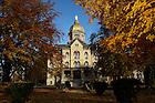 Dome in fall