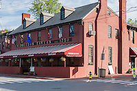 The historic Middleton Tavern in Annapolis, Maryland.