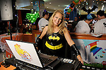 D.J. London at the Little Galleria Halloween Spooktacular presented by MD Anderson Children's Cancer Hospital at The Galleria Sunday Oct. 30,2016.(Dave Rossman photo)