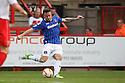 Matty Robson of Carlisle scores their second goal<br />  - Stevenage v Carlisle Untied - Sky Bet League 1 - Lamex Stadium, Stevenage - 21st September, 2013<br />  © Kevin Coleman 2013
