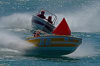 """JS-61 """"Skiff Tastic"""", JS-99 """"Veri Cheri Too""""        (Jersey Speed Skiff(s)"""