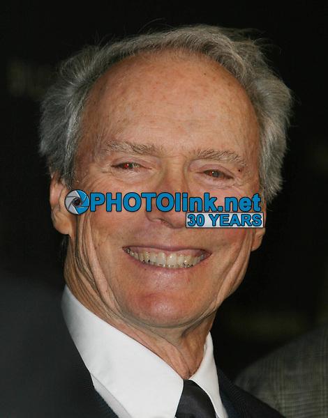 Clint Eastwood 2009<br /> Photo By John Barrett/PHOTOlink